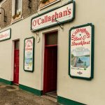 O'Callaghan's Bar and Guest Rooms entrance