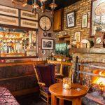 Irish fireplace