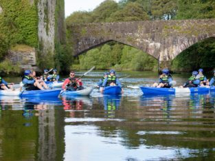 Rowing with ballyhass