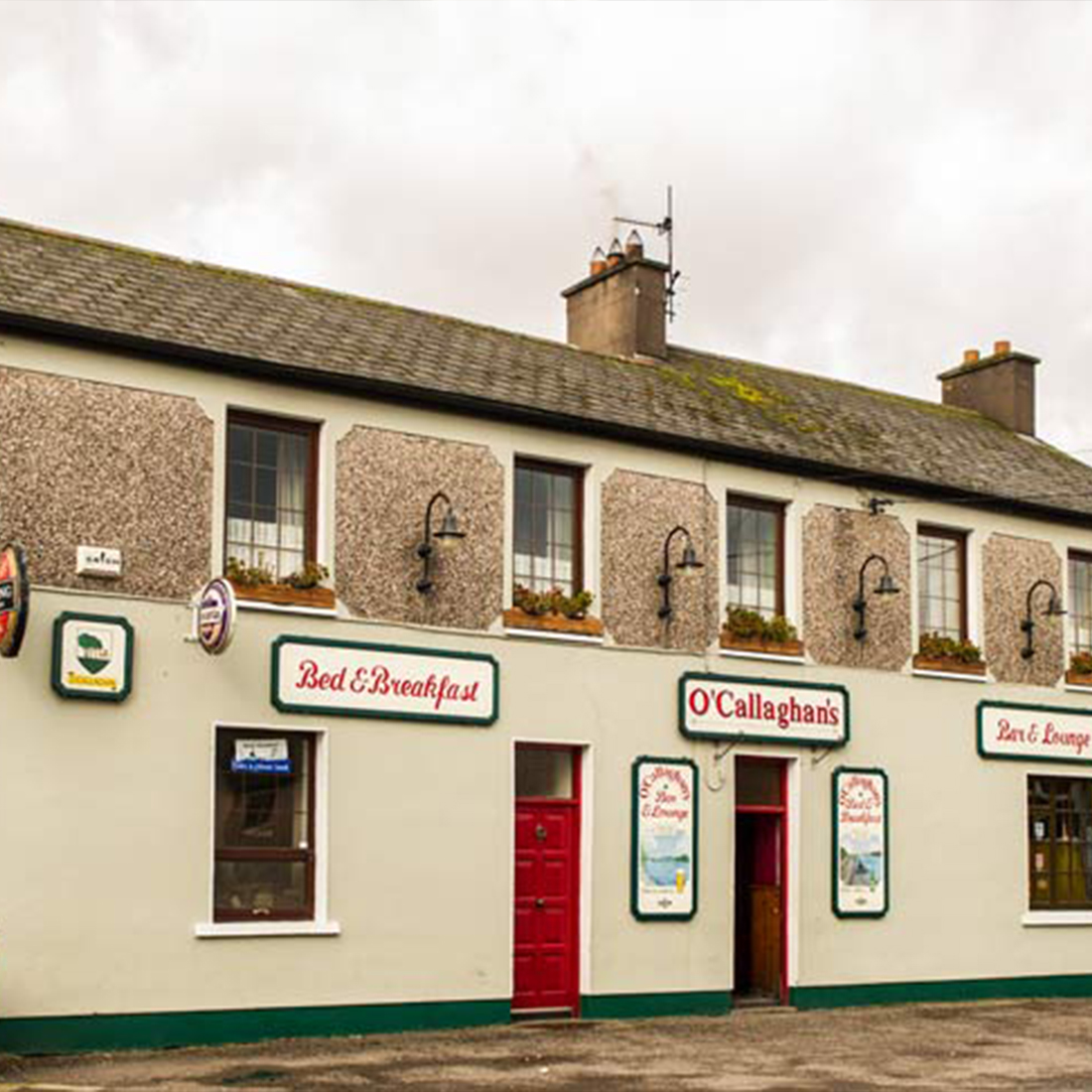callaghans front