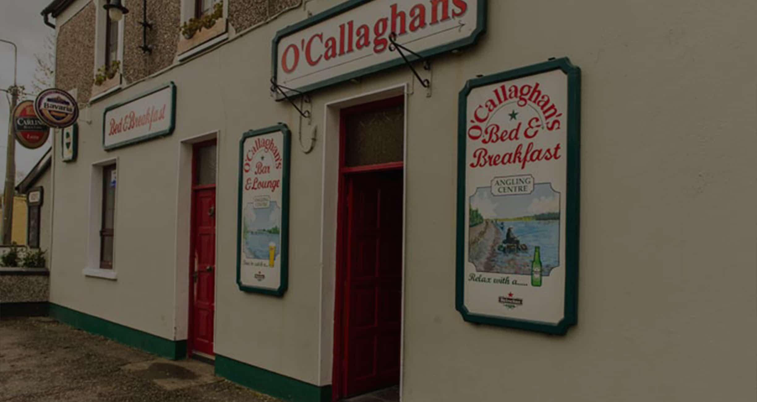 Welcome to O' Callaghans