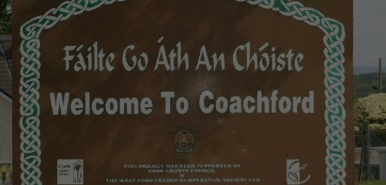 welcome to coachford